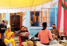 माता दुर्गा-भोलेशंकर का श्रृंगारोत्सव सम्पन्न