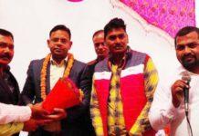 जौनपुर : समाज के प्रहरी हाते हैं पत्रकारः नीतिश सिंह