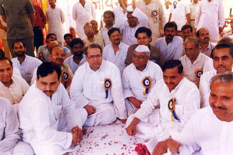 लखनऊ : राजनैतिक चेतना रैली ने ही स्वजातीय बंधुओं को पहुंचाया है लोकसभाः अजय जायसवाल