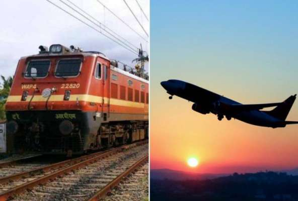 Rail and air services may start in the country after 3 May. Air India has decided to fly after the end of the second phase lockdown. Airlines have started booking tickets for some domestic flights from May 4. At the same time, booking of tickets for international flights has started from June 1.The meeting of Rajnath Singh's house ministers, however, is possible if the government decides to pursue the lockdown. A group of ministers met at his home under the chairmanship of Defense Minister Rajnath Singh on the same matter. The meeting suggested that the air  travel may be started on 15 May. The meeting was attended by Union Minister Smriti Irani and Civil Aviation Minister Hardeep Singh Puri and other ministers. Rail and air services may start in the country after May 3. The final decision on this matter will be taken by Prime Minister Narendra. An official attending the meeting said that no specific date was discussed about when the air and rail journey will begin. It is probably fair to say that it will take more time now. Discussion on ways to reduce the hardships of the people: Rajnath Rajnath Singh, after presiding over the meeting, tweeted that talks with ministers on the status of Kovid-19. We discussed ways to reduce the hardships faced by the people and how the Ministry can play a role in providing relief to them. The guidelines announced by the Reserve Bank of India were also appreciated after April 20 amid guidelines to allow limited activities and the corona virus crisis. Year India started booking In a notification on the Air India website, it was said on Saturday that due to ongoing global health concerns, all domestic flights have been banned till May 3 and all international flights till May 31. But now ticket booking service has been started from May 4 for select domestic flights and from June 1 for international flights. Start ticket booking service only after the government's decision: Hardeep Singh Puri Civil Air Minister Hardeep Singh Puri tweete