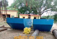 बदलापुर, जौनपुर। स्थानीय तहसील क्षेत्र के किसानों की 20 वर्षो की सबसे बड़ी माँग सोनौरा कैनाल द्वितीय पम्प एवं नहर का आधुनिकीकरण 2 करोड़ 13 लाख रुपये की लागत से हो रहा। यह पम्प कैनाल बक्शा विकास खण्ड के बखोपुर गांव में स्थापित है। इस पम्प कैनाल से 13 गांव (बखोपुर, छंगापुर, सलामतपुर, चंवरी, पूरासावल, कटहरी, बेलावा, बरबसपुर, लेदुका, देवरिया, वीरभानपुर, खालिसपुर, मोलनापुर) की सिंचाई होती है। लेकिन पम्प कैनाल की कई वर्ष से कोई मरम्मत नहीं होने से किसानों को बेहद समस्याओं का सामना करना पड़ता था, पम्प के आधुनिकीकरण हो जाने से किसानों की समस्या दूर होगी। माननीय मुख्यमंत्री, जल शक्ति मंत्री को बदलापुर की जनता की तरफ से धन्यवाद, बदलापुर के किसानों की सबसे बड़ी माँग पूरी हो रही है वार्ज बन कर तैयार हो गया है। नहर की सफ़ाई का कार्य तीव्र गति से चल रहा है। इस कार्य के कारण स्थानीय लोगों के द्वारा विधायक की सराहना की जा रही है।