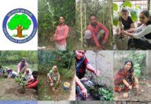 """जौनपुर। विश्व पर्यावरण दिवस पर जौनपुर की संस्था वृक्ष लगाओ वृक्ष बचाओ आंदोलन के द्वारा बीस पेड़ों का वृक्षारोपण किया गया। जिसमें आम, कटहल, नींबू, अनार, नीम, पीपल, सफेदा एवं अन्य प्रकार के आयुर्वेदिक पौधों का भी रोपण किया गया। संस्था की तरफ से ग्यारह वृक्षारोपण किया गया जिसमें संस्थापक महेश गुप्ता जौनपुरी के तरफ से पांच और संरक्षक केशव विवेकी के द्वारा छः वृक्षारोपण करके विश्व पर्यावरण दिवस मनाया गया एवं साथ ही साथ संस्था से प्रेरित होकर श्रीमती प्रेमलता सिंह जी, निर्मला बाला मिश्रा जी, डॉ. प्रभूनाथ गुप्त """"विवश"""" जी, दूजराम साहू जी, इन्द्राणी साहू जी एवं एस एच चाहिल जी के द्वारा वृक्षारोपण करके वृक्ष का पालन पोषण करने का कार्य भार संभालने का भी शपथ दिलाया गया। वृक्षारोपण करवाने में विशेष योगदान केशव विवेकी जी एवं अन्य सहयोगी मित्रों का रहा। वृक्ष लगाओ वृक्ष बचाओ आंदोलन की तरफ से निरन्तर वृक्षारोपण का कार्य जारी रहता है अब तक संस्था से प्रेरित होकर बारह राज्यों से लोग वृक्षारोपण करके संस्था को फोटो भेज चूके हैं। संस्था का मकसद है निस्वार्थ भाव से प्रकृति सेवा करना एवं अधिक से अधिक वृक्षारोपण करना एवं करवाना। मई महिने में विभिन्न राज्यों से इनके द्वारा वृक्षारोपण किया गया अध्यापक शेषाराम जी, डॉ सुनील कुमार परीट, ओमदीप वर्मा, दूजराम साहू, कुष्मिक रंजन श्रीवास्तव, प्रीती शर्मा, कुन्दन पाटिल, गायत्री बाजपेई शुक्ला, मोनिका गुप्ता, अमित कुमार गुप्ता, रमेश कुमार सिंह रूद्र, जितेन्द्र हमदर्द, कृष्ण कांत तिवारी, अनिता सुल्तानिया अग्रवाल, शैलेश साईं, मो.सबीउद्दीन, रोहित कुमार गुप्ता, राधेश्याम गुप्ता एवं शैलेन्द्र कुमार साधु के द्वारा वृक्षारोपण किया गया। संस्था से जुड़े सभी प्रकृति प्रेमी अपने जन्मदिन पर एक वृक्षारोपण करने का भी शपथ ग्रहण कर चुके हैं।"""