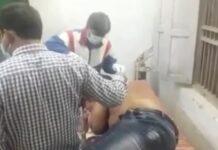 असलहे से घायल कर सर्राफा कारोबारी को बदमाशों ने लूटा | #TejasToday