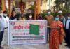 सर्वाधिक पढ़ा जानें वाला जौनपुर का नं. 1 न्यूज पोर्टल प्री.आर.डी. परेड आगरा के लिये कुलपति ने स्वयंसेवकों को किया रवाना | #TejasToday सिद्दीकपुर, जौनपुर। वीर बहादुर सिंह पूर्वांचल विश्वविद्यालय की कुलपति प्रो. निर्मला एस. मौर्य ने राष्ट्रीय सेवा योजना के 6 स्वयंसेवकों को प्री. आर.डी. परेड 2020 हेतु डा. भीमराव अंबेडकर विश्वविद्यालय आगरा परिसर हेतु रवाना किया। यह शिविर आगरा में 25 नवंबर से 4 दिसंबर तक आयोजित होगा जिसमें सर्वोत्ष्ट प्रदर्शन करने वाले स्वयंसेवक दिल्ली राजपथ पर 26 जनवरी 2021 को गणतंत्र दिवस पर आयोजित परेड में प्रतिभाग करेंगे। कुलपति प्रो. निर्मला एस. मौर्य ने कहा कि मुझे आशा ही नहीं, बल्कि पूर्ण विश्वास है कि आप लोग बेहतर प्रदर्शन करके वीर बहादुर सिंह पूर्वांचल विश्वविद्यालय का नाम रोशन करेंगे। इस अवसर पर कार्यक्रम समन्वयक राकेश यादव, रोवर्स-रेंजर्स प्रभारी डा. जगदेव, टीम लीडर डा. संतोष पाण्डेय, डा. राज बहादुर यादव, डा. अवधेश मौर्य, डा. अमरजीत, कुलपति के निजी सचिव डा. लक्ष्मी प्रसाद मौर्य, कार्यालय सहायक रघुनंदन प्रसाद, धीर सिंह, मुन्ना रावत सहित तमाम लोग उपस्थित रहे।