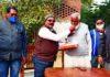 लाल बिहारी की जीत पर मदरसा दारूल इरफान में मनायी गयी खुशी #TejasToday