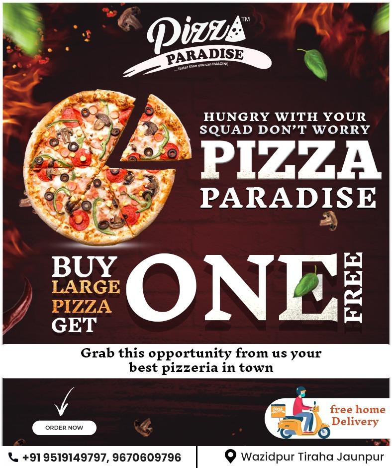 Pizza Paradise दे रहा शानदार ऑफर | #TejasToday